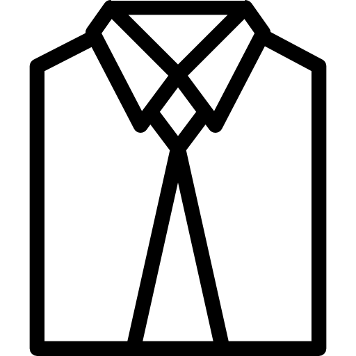 suit shirt icon